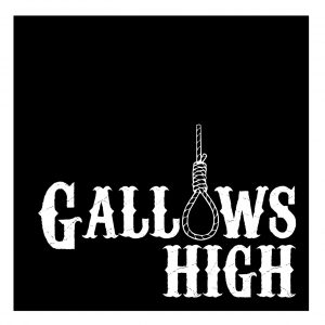 Gallows High EP Physical CD cover