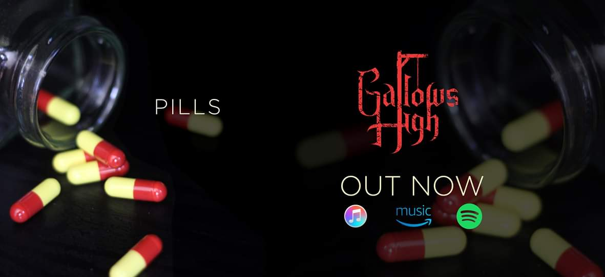 Pills – Out Now!